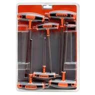 Bahco 903T-1 HEXAGONAL T-HANDLE SET