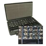 Band-It AE0609UK-100 Easy Read Kit containing 100 of each character/carrier/strip (Pack Of 100)