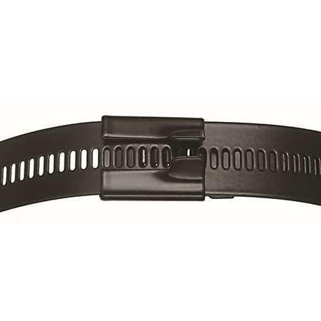 Band-It AE6159UK Coated Multi-Lok Tie 7mm W x 610mm L (Pack Of 100)