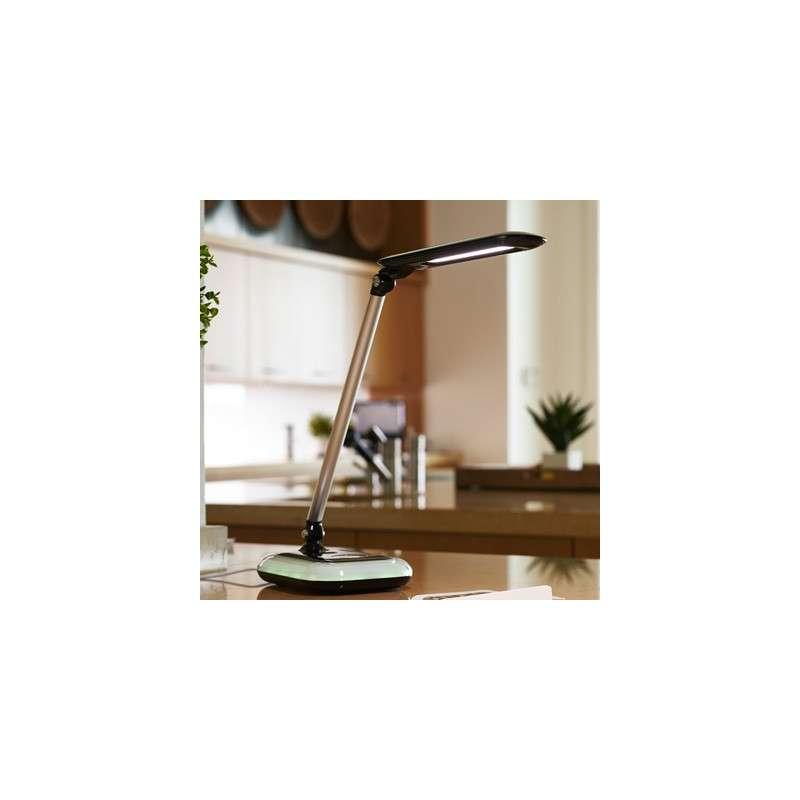 Ottlite Ottl200 Wellness Glow Led Desk Lamp Black