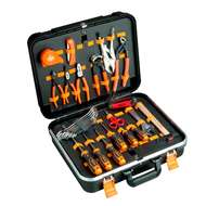 Bahco 983000320 32 Pieces tool set within a rigid case