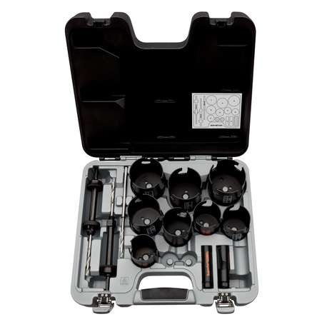 Bahco 3833-SET-203 Superior™ Holesaw Set