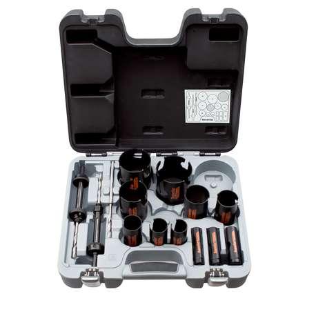 Bahco 3833-SET-208 Superior™ Holesaw Set