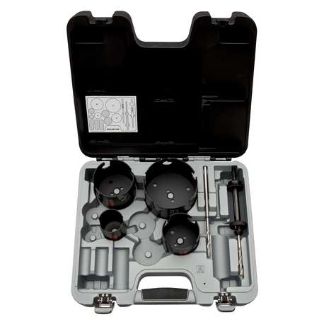 Bahco 3833-SET-302 Superior™ Holesaw Set