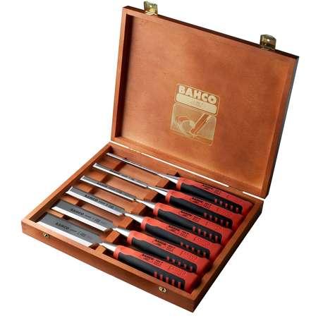 Bahco 424P-S6-EUR Chisel set