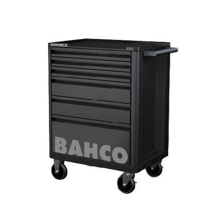 Bahco E72 6 Drawer Trolley - Black