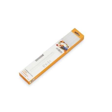 Steinel Cristal Glue Sticks 250mm 250g