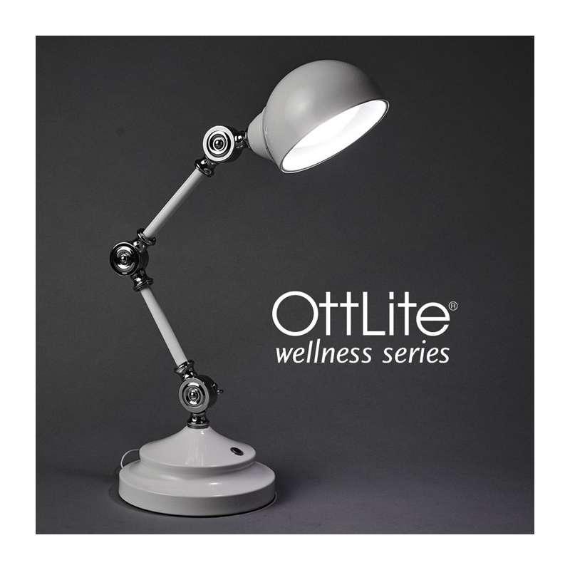 Ottlite OTTL252 Wellness Revive LED Desk Lamp