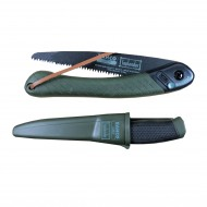 Bahco LAP-KNIFE Foldable saw and Knife set