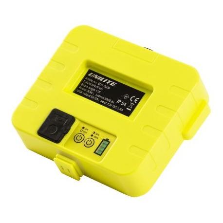 Unilite BATTERY-SLR3000 Spare Battery Pack for SLR-3000 Rechargeable LED Site Light