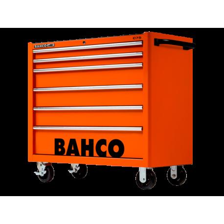 Bahco 1475KXL6 Classic C75 Tool Trolley