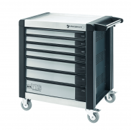 Stahlwille 81200107 98VA/7A Anthracite Grey TTS Tool Trolley with Seven Drawers