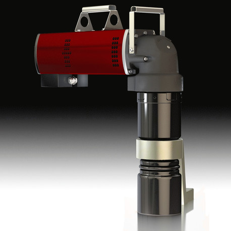 Mountz 210635 EFW200 Plus Electric Torque Multiplier
