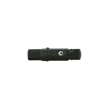 Mountz 120371 CMS-14 Hex Hd Adapter 7/32