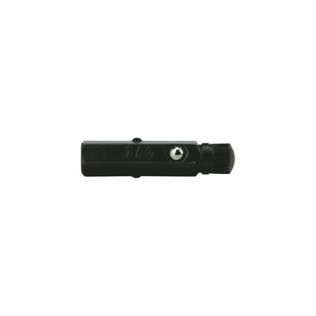 Mountz 120372 CMS-16 Hex Hd Adapter 1/4