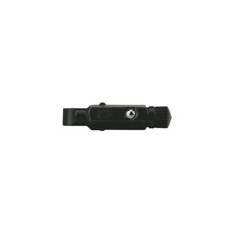Mountz 120035 CM-25 SL Hd Adapter 3/16