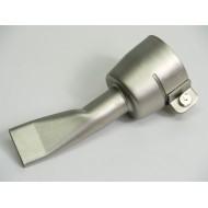Leister 107.123/L0 20mm Wide Slot Nozzle Push-Fit
