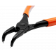 Bahco 2890-300 85mm - 165mm Angled Internal Circlip Pliers