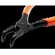 Bahco 2890-210 210mm Internal Circlip Pliers