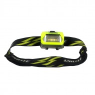Unilite PS-HDL6R Dual Power SMD LED Helmet Torch