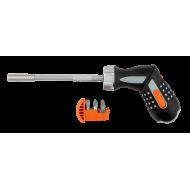 Bahco 808050P 135mm Pistol Grip Ratchet Screwdriver