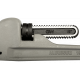 Bahco 380-10 253mm Aluminium Pipe Wrench