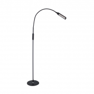 Native Lighting N3183 Black Lumina Floor Lamp