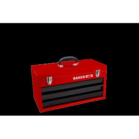 Bahco 1483K3RB 523mm Three Drawer Metallic Tool Case
