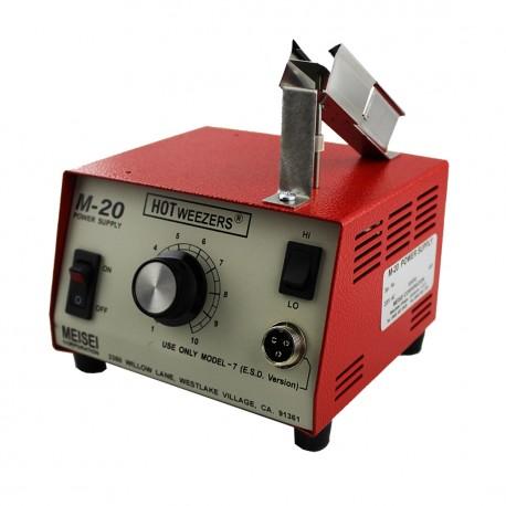 HOTweezers M-20 ESD Safe Power Supply - UK Plug