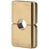 Klauke HRU5150120 150mm²/120mm² Crimping Die