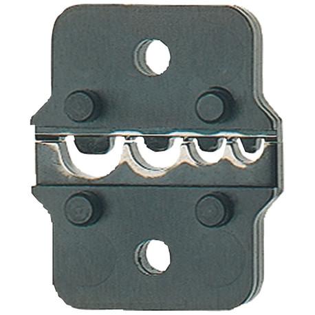 Klauke Q501 0.5mm² - 10mm² Crimping Die for Solderless Terminals