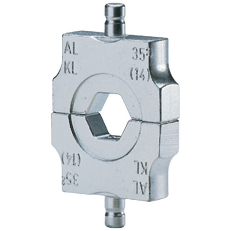 Klauke HA41625 25mm² - 35mm²/16mm² - 25mm² Crimping Die