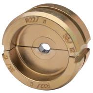 Klauke R2225 Crimping dies R 22, 25 mm²