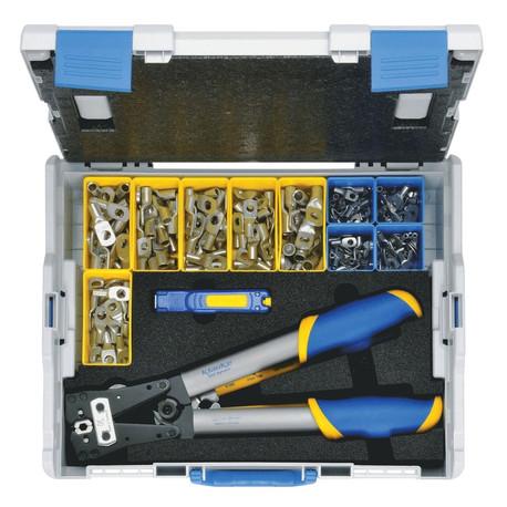 Klauke LBOXX65B L-BOXX Equipment Kit for Electrical Installations