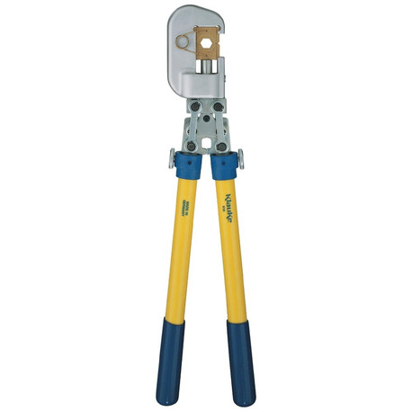 Klauke K18 Crimping tool for interchangeable dies acc. to DIN 48083, sheet 1, 6 - 185 mm²
