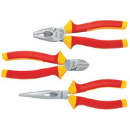Klauke KL303IS VDE Plier set, 3-pieces