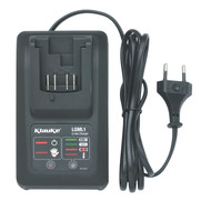 Klauke LGML1 Charger for 10.8 V Li-Ion batteries, 230V