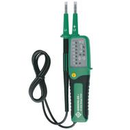 Klauke 52049408 GT-55NE Bipolar Voltage Tester with LED Display