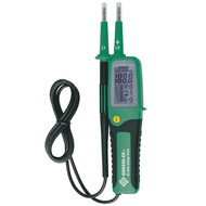 Klauke 52049407 GT-85NE Bipolar Voltage Tester with LCD Display