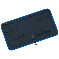 Klauke KL910L Tool wallet from nylon, empty
