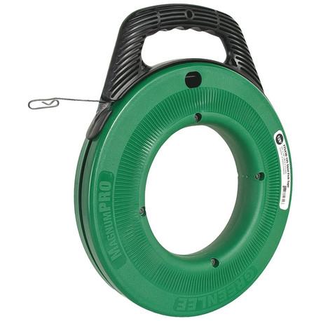 Klauke 52041709 20 Metre MagnumPRO Oil-Hardened Steel Fish Tape