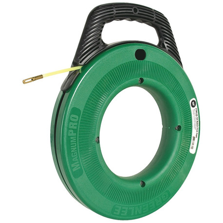 Klauke 52041751 30 Metre MagnumPRO Nylon Fish Tape (4.8mm Diameter)