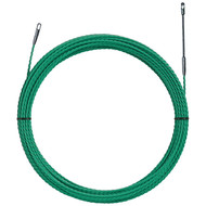 Klauke 52055293 15 Metre Green Polyester Fish Tape (4.5mm Diameter)