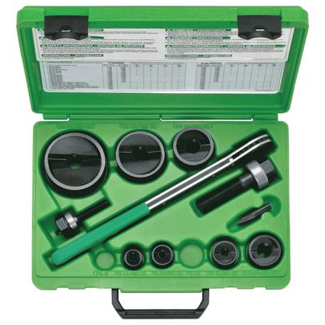 Klauke 50366939 Slug Buster® Punch Set ISO 16 to 63