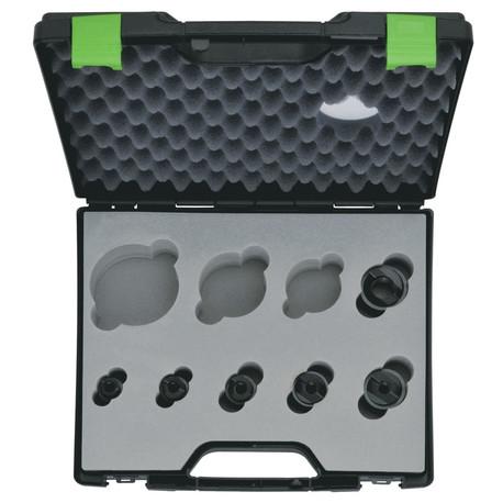 Klauke 50323989SET Slug Buster® Punch Set PG 9 - 21, 30.5mm