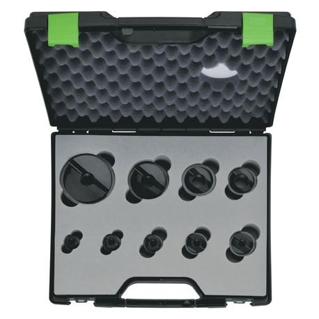 Klauke 50328034SET Slug Buster® Punch Set PG 9 - 48, 30.5mm
