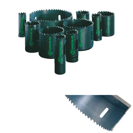 Klauke 52057755 53mm HSS Bi-Metal Hole Saw