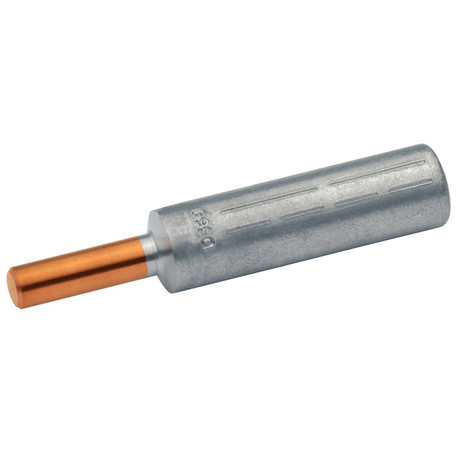 Klauke 347R Aluminum Compression Joint with Copper Bolt 70mm² rm/sm - 95mm² se