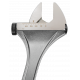 Bahco 93C 34mm Adjustable Spanner with Chrome Finish