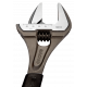 Bahco 9033 46mm Adjustable Spanner with Rubber Handle